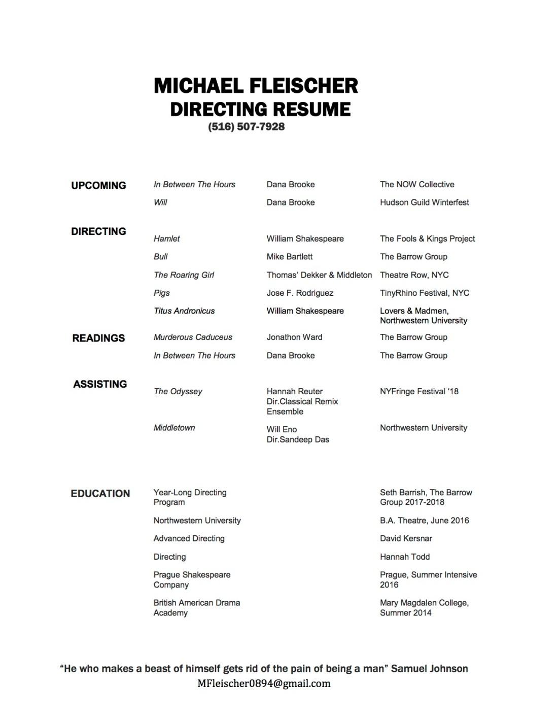 Michael Fleischer Directing Resume_updated.jpg